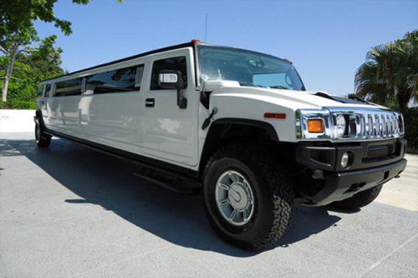 14 Person Hummer San Diego Limo Rental