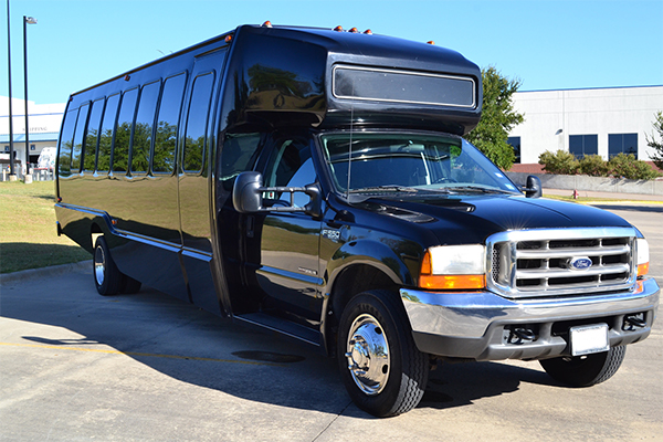 15 Person Party Bus San Diego