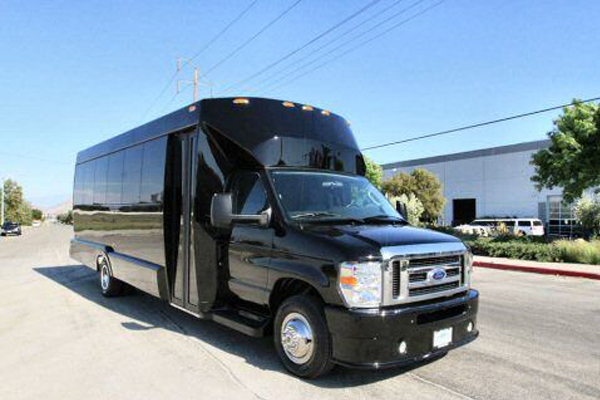 20 Person Party Bus San Diego