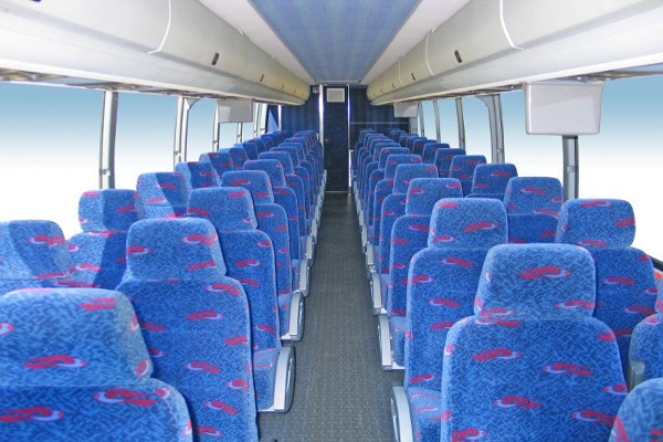 50 Person Charter Bus Rental San Diego