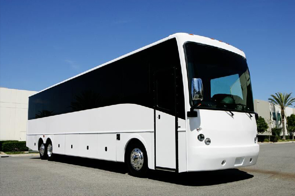 50 Person Charter Bus Service San Diego