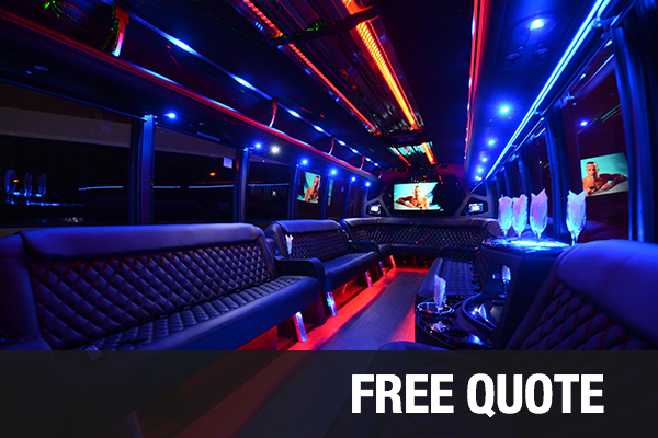 Party Buses For Rental San Diego